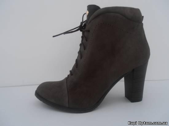 Женская Кожаная Обувь Оптом