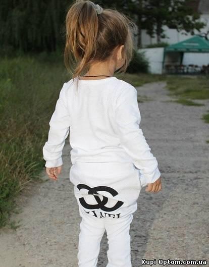 1dfa113f0767 Оптовая продажа (Одежда)  Детские велюровые костюмчики Шанель оптом ...