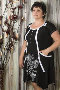 Оптовая продажа Брюки женские: Женская одежда для полных девушек и женщин, большие размеры