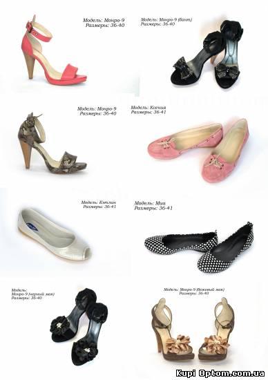 Оптовые базы Обувь женская: Обувь от производителя опт, мелкий опт онлайн.